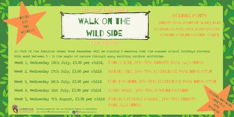 Walk On The Wild Side tickets