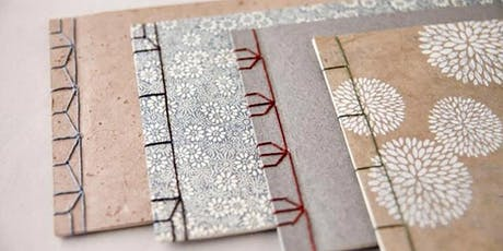 Introduction to Bookbinding: Three Week Course tickets
