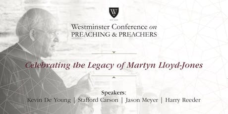 WTS Conference on Preaching and Preachers tickets