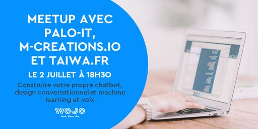 Meetup avec Palo-IT, M-Creations et Taiwa