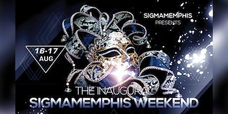 Inaugural SigmaMemphis Masquerade Ball tickets