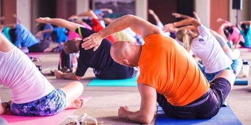 Brunch & Yoga en plein coeur des Champs-Elysées