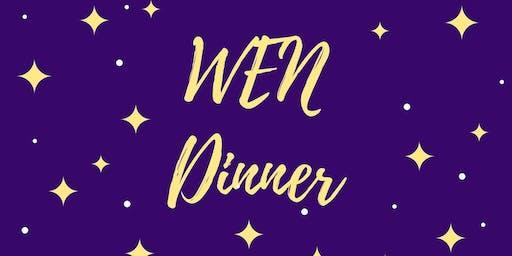 WEN Dinner 2019