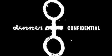 Dinner Confidential: Power (Men) tickets
