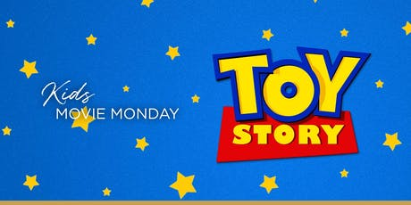 Kid's Movie Monday - Toy Story tickets