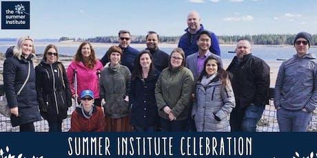 Summer Institute Celebration 2019 tickets