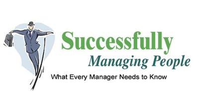 Successfully Managing People [Mandurah ] September 2019