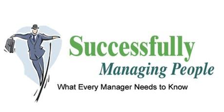 Successfully Managing People [Bunbury] tickets