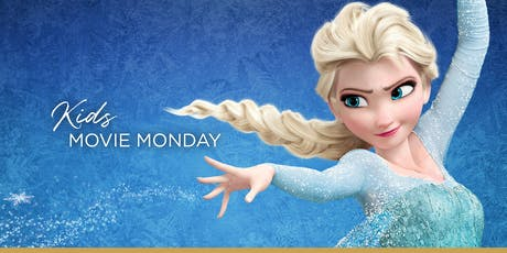 Kid's Movie Monday - Frozen tickets