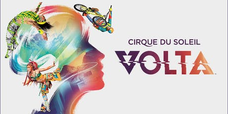 Cirque du Soleil in Costa Mesa - VOLTA tickets