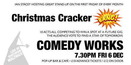 Comedy Works: Christmas Cracker tickets