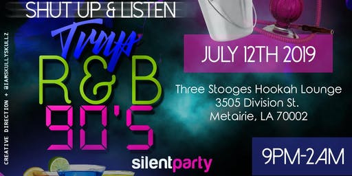 Winter 504 and Mia Presents Silent Party