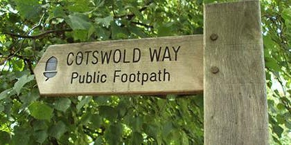 St Richard's Hospice Cotswold Way
