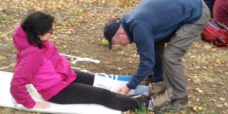 Wilderness First Aid Instruction Weekend at Corman AMC Harriman Outdoor Center tickets