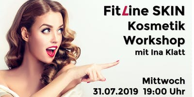 FitLine SKIN  -  KURZ-Workshop mit Ina Klatt