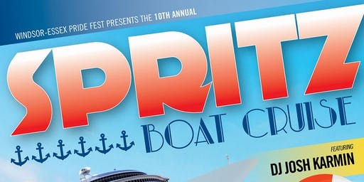 10th Annual Spritz Boat Cruise