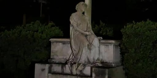 Hollywood Cemetery at NIGHT- Full Moon! (Tuesday, July 16)