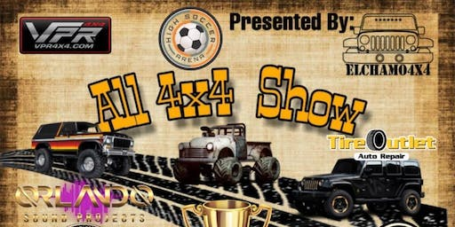 All 4x4 Show 2019