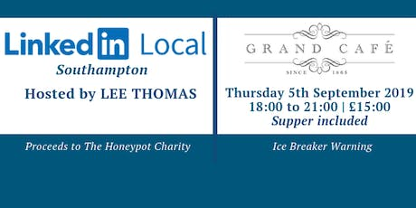 Linkedin Local Southampton at The Grand Cafe tickets