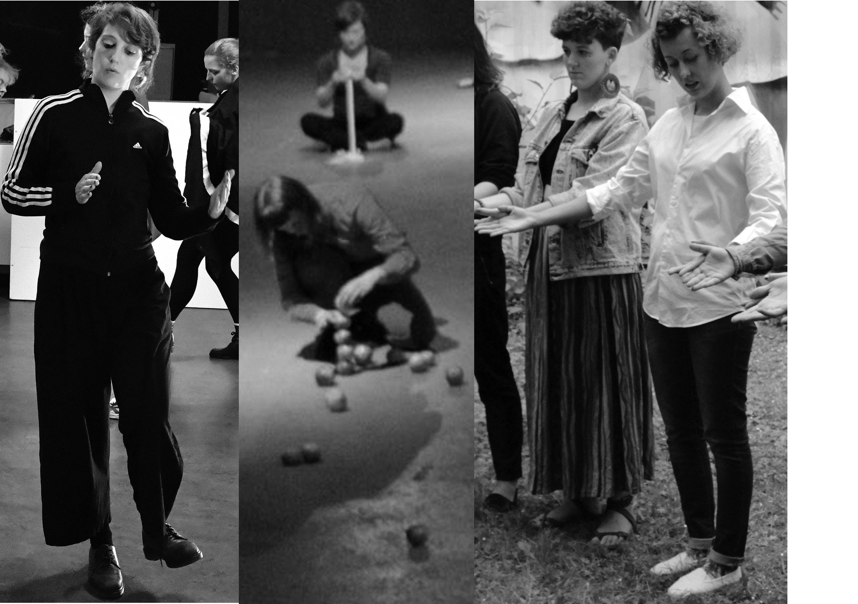 PAWS - Performance Art Workshop Sessions