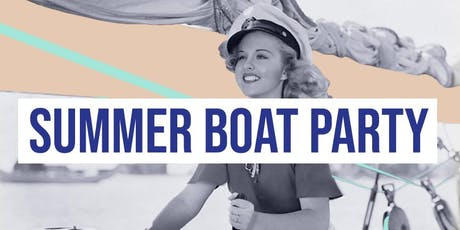 Crawford & Co Summer Boat Party  tickets