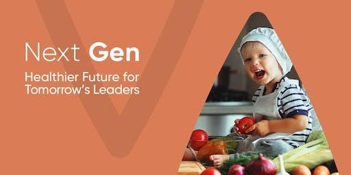 Next Gen: Healthier Future For Tomorrows Leader