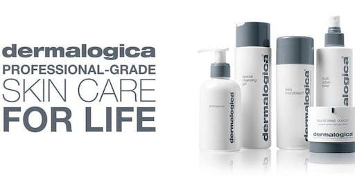 10 minute treatment with a Dermalogica professional skin therapist and good