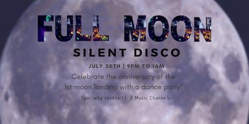 Rooftop Full Moon Silent Disco
