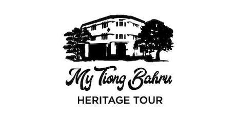 My Tiong Bahru Heritage Tour (7 Jul 2019, 10 am) tickets