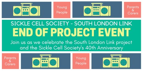 SCS South London Link End Of Project Event - SCS 40th Anniversary tickets
