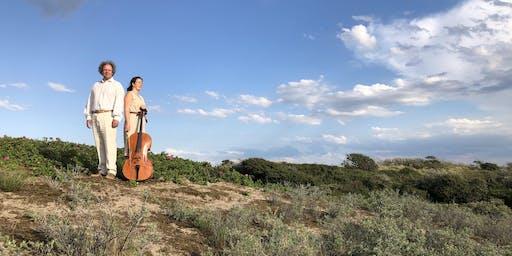 Una Mattina; Einaudi Ligconcert® met Cello en Piano (120 min), 24-08