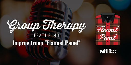 The Flannel Panel Improv Comedy Group