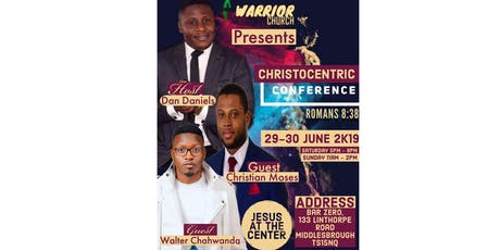 Christocentric Conference tickets