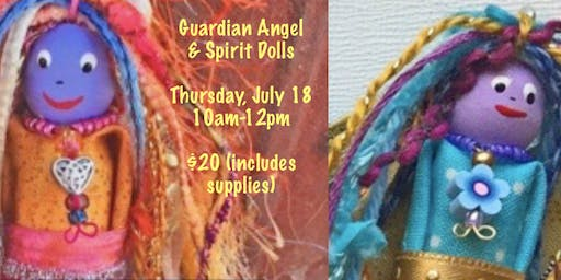Mornings with the Muses - Angel and Spirit Dolls with Maureen Oehrle