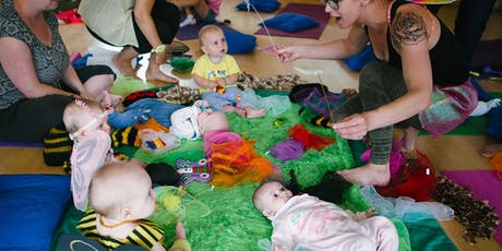 Summer Baby Yoga Social and Taster session (Babies under 7 mths) tickets