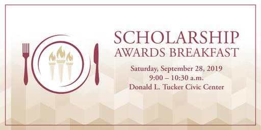2019 Scholarship Awards Breakfast