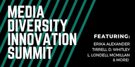 MMCA Media Diversity Innovation Summit tickets