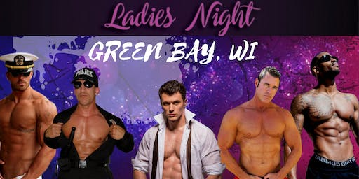 Green Bay, WI. Magic Mike Show Live. SV2 Pub & Grill