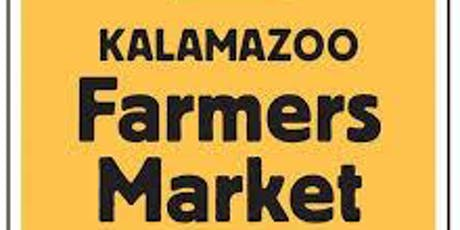 Kalamazoo Farmer's Market Run + Breakfast tickets
