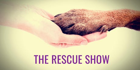 The Rescue Show: Launch Party tickets