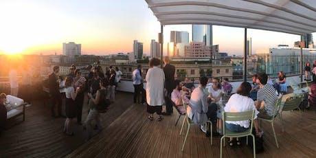 Degustazione di vini sul rooftop vista Porta Nuova biglietti