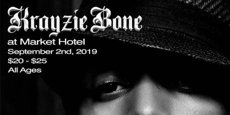 Krayzie Bone (Bone Thugs-n-Harmony) tickets