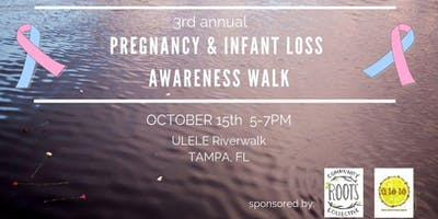 3rd Annual Pregnancy & Infant Loss Awareness Family Walk
