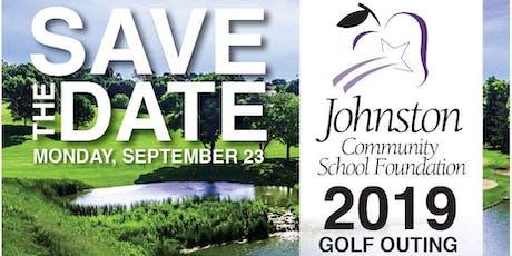Johnston School Foundation Golf Outing tickets