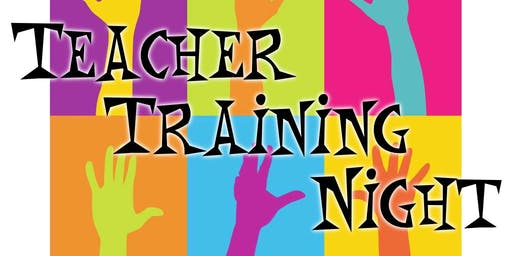 EKIDS TEACHER TRAINING NIGHT