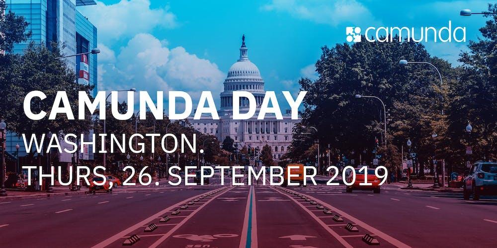 Camunda Day - Washington Tickets, Thu, 26 Sep 2019 at 8:30