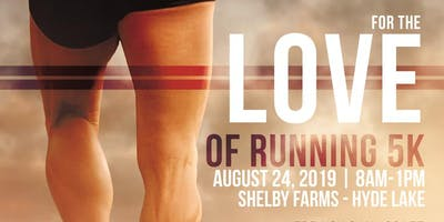 For The Love of Running (Family Event!)