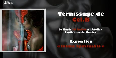 Vernissage de Cel.B billets