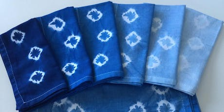 Beginners Shibori tickets