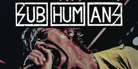SUBHUMANS w/ FEA + Savageheads tickets